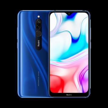 Redmi 8 (3/32) синий CDMA