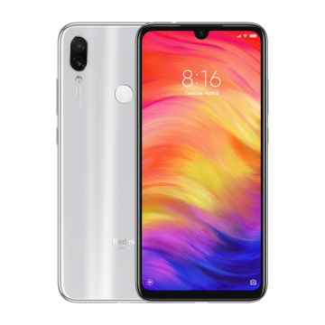Redmi Note 7 (4/128) белый VoLTE only
