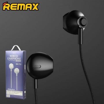 Наушники Remax RM-711 чёрные