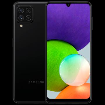 Galaxy A22 (6/128) NEW Volte only black (не тестирован в IDC)
