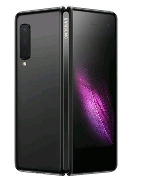 Samsung Galaxy Fold (12/512) NEW Black VoLTE Only