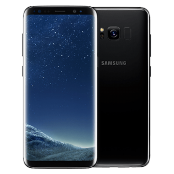 Galaxy S8 (SM-G950U) черный б/у
