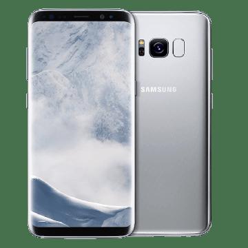 Galaxy S8 plus (SM-G955U) серебристый CDMA+LTE