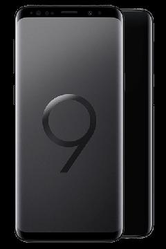 Galaxy S9 (SM-G960U) чёрный CDMA+LTE
