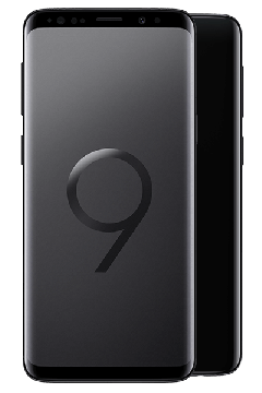 Galaxy S9 (SM-G960U) чёрный б/у