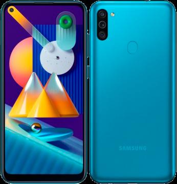 Galaxy M11 (SM-M115F) (3/32) синий VoLTE Only