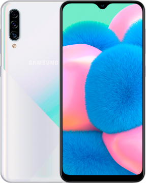 Galaxy A30s (4/64) белый VoLTE Only