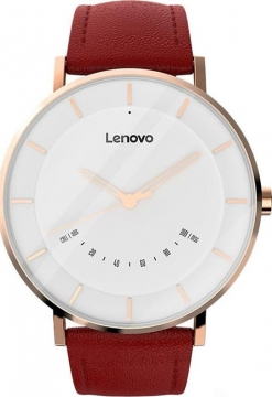Часы Lenovo Часы Watch S красные