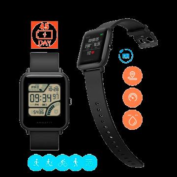 Часы-смарт Xiaomi Amazfit Bip чёрные
