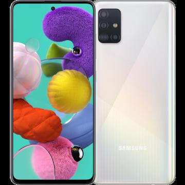 Galaxy A51 (6/128) NEW белый (не проходил тестирование в IDC)