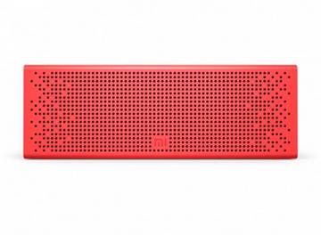 Колонка Xiaomi Speaker красная (MDZ-26-DB)