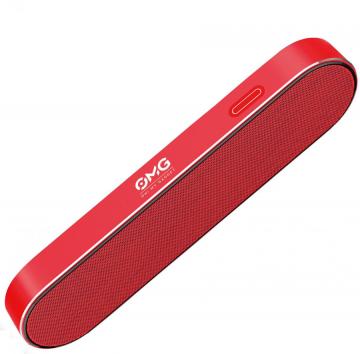 Колонка Bluetooth OMG inspire 220 красная