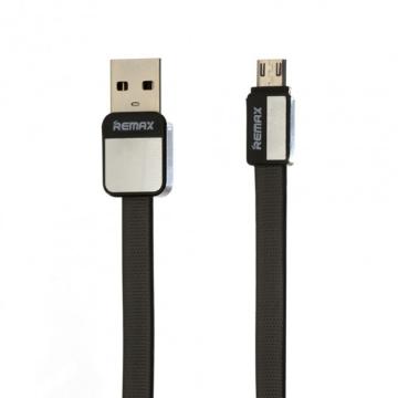 USB кабель Remax RC-044m Metal (MicroUSB)