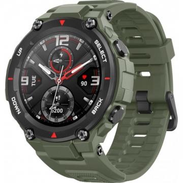 Часы-смарт Xiaomi Amazfit T-Rex Army Green