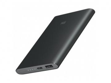 АКБ Power Bank Xiaomi Mi Power Bank 2s 10000 mAh черный