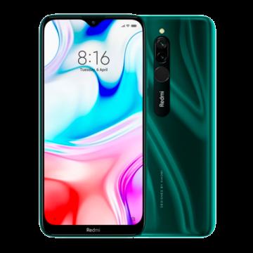Redmi 8 (4/64) зеленый CDMA