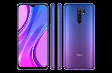 Redmi 9 (4/64) NEW розово-фиолетовый