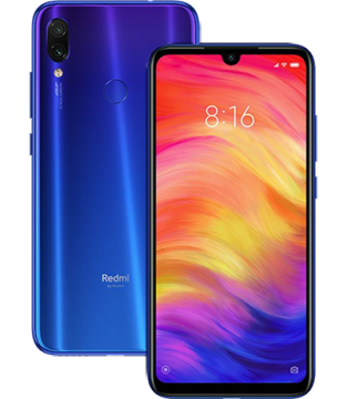 Redmi Note 7 (3/32Gb) синий