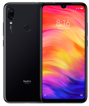 Redmi Note 7 Pro (6/128) чёрный