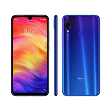 Redmi Note 7 (4/128) синий VoLTE