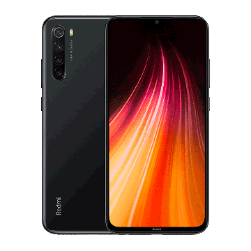Redmi Note 8 (3/32) черный VoLTE only
