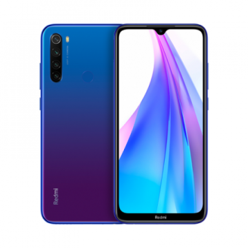 Redmi Note 8T (4/64) синий VoLTE Only