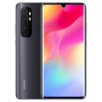Mi Note 10 Lite (6/64) NEW чёрный VoLTE Only