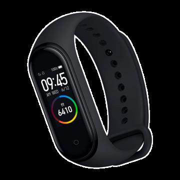 Фитнес-браслет Xiaomi Mi Band 4 чёрный