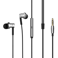 Наушники Xiaomi Mi Earphones Basic серебряные
