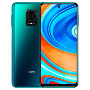 Redmi Note 9S (4/64) голубой VoLTE Only