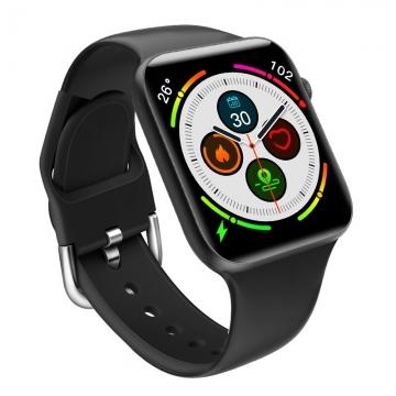 Часы-смарт Kumi KU 1 (Air Pro) чёрные