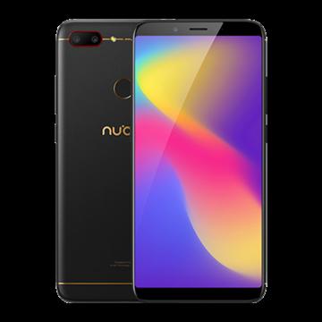 Nubia N3 (NX617J) (4/64GB) чёрный VoLTE