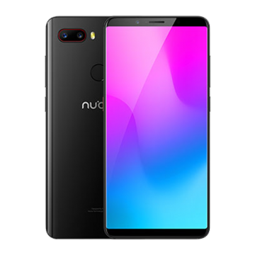 Nubia Z18 mini (6/64) чёрный б.у. комплект (RUIM)