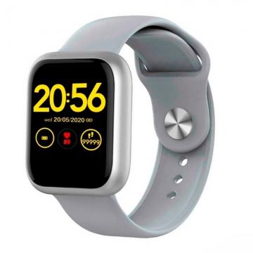 Часы-смарт Omthing E-Joy Smart Watch Silver