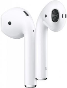 Наушники Apple AirPods 2 белые (MRXJ2RU/A)