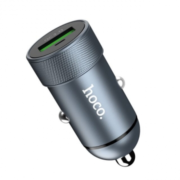 Автомобильное зарядное устройство Hoco Z32 QC 3.0 (1USB/1.5A)
