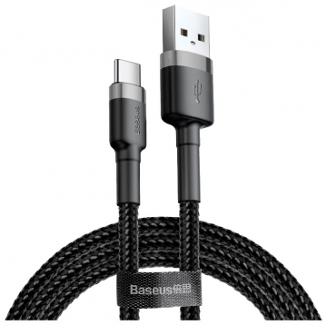 USB cable (кабель) Type-C Baseus CATKLF-B Cafule 1m