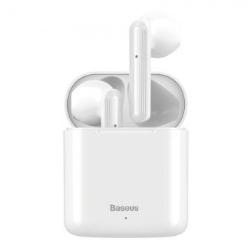 Наушники Baseus Bluetooth W09 (NGW09) белые