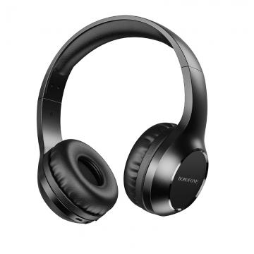 Наушники Borofone Bluetooth BO12 чёрный