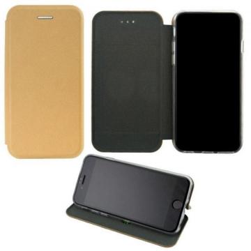 Чехол-книжка Elite Case для Xiaomi Mi A3 (CC9) золотая