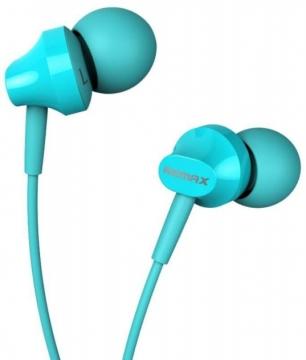 Наушники Remax RM-501 голубые