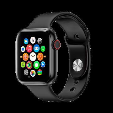 Часы-смарт Hoco Smart Sports Watch GA09 чёрные