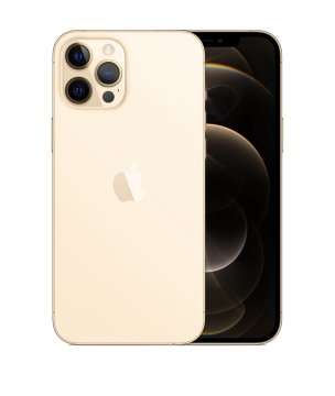 iPhone 12 Pro Max 128GB Gold (не тестирован в IDC)