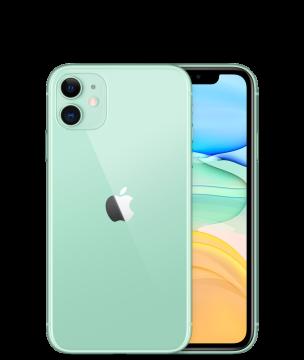 iPhone 11 128GB мятный CDMA+VoLTE DualSim