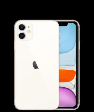 iPhone 11 128GB белый CDMA+VoLTE DualSim