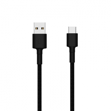 USB кабель Type-C Xiaomi braided 1м