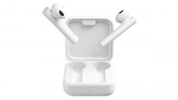 Наушники Xiaomi MI True Wireless Earphones basic 2  белые