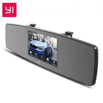 Видеорегистратор (зеркало) YI Mirror Dash Camera
