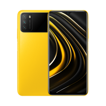 Pocophone M3 (4/128Gb) New желтый Volte only