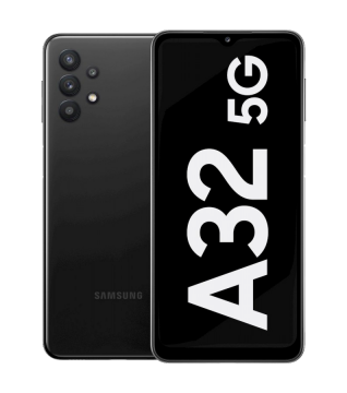 Galaxy A32 5G (6/128) NEW Black VoLTE Only